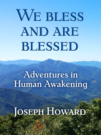 Book cover, We Bless and Are Blessed