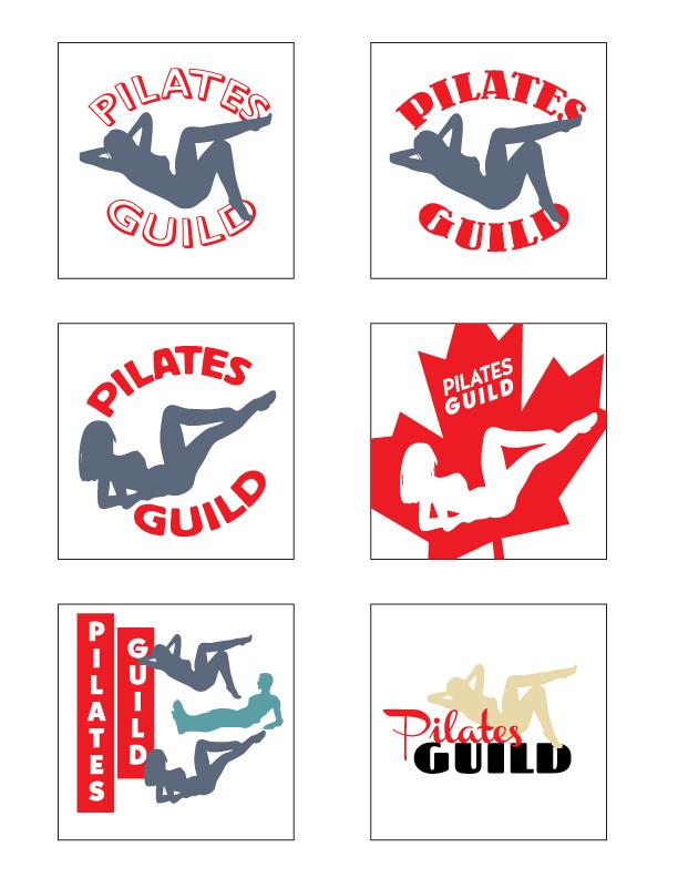 Pilates logos