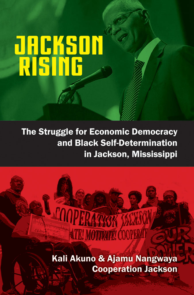 "Book cover ""Jackson Rising"""