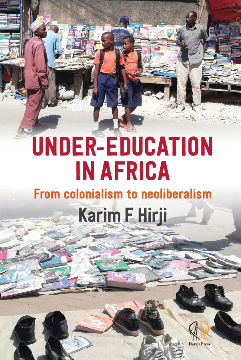 Cover – Under-Education in Africa