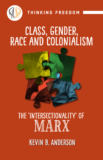 Cover – The Intersectionality of Marx